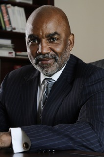 New Orleans City Councilman James Gray