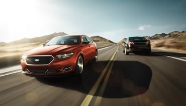 The 2015 Ford Taurus