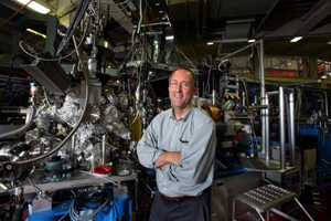 Mark Allendorf, a Sandia National Laboratory chemist, is leading hydrogen research at Berkeley Laboratory.