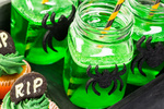 This Halloween, there's plenty of ways to go green.