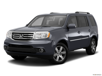 The 2015 Honda Pilot seats eight in comfort and style.