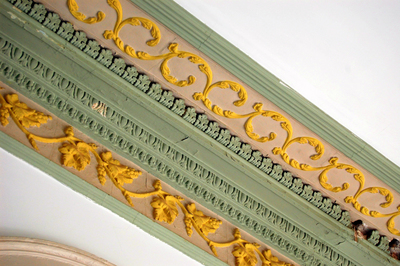 Crown molding traditionally provided artistic flair in older homes and still can add elegance today.