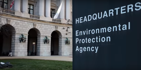 Large us epa headquarters