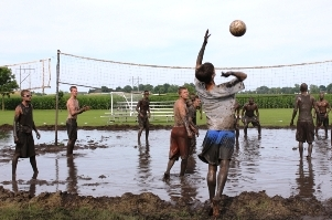 Tuscola is looking forward to various upcoming special events, including mud volleyball.