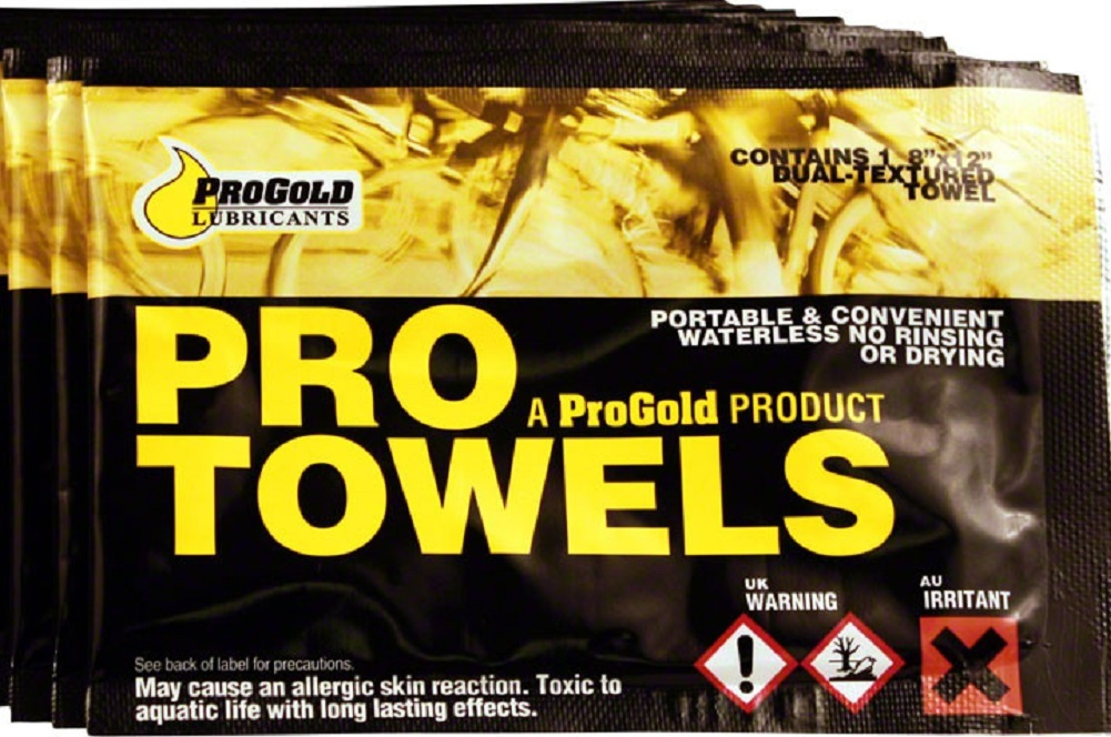 West Coast Branded Solutions will distribute Pro Towels in the new market.