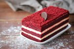This holistic take on red velvet cake relies on beets instead of food coloring.