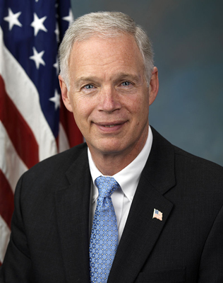 U.S. Sen. Ron Johnson (R-WI)