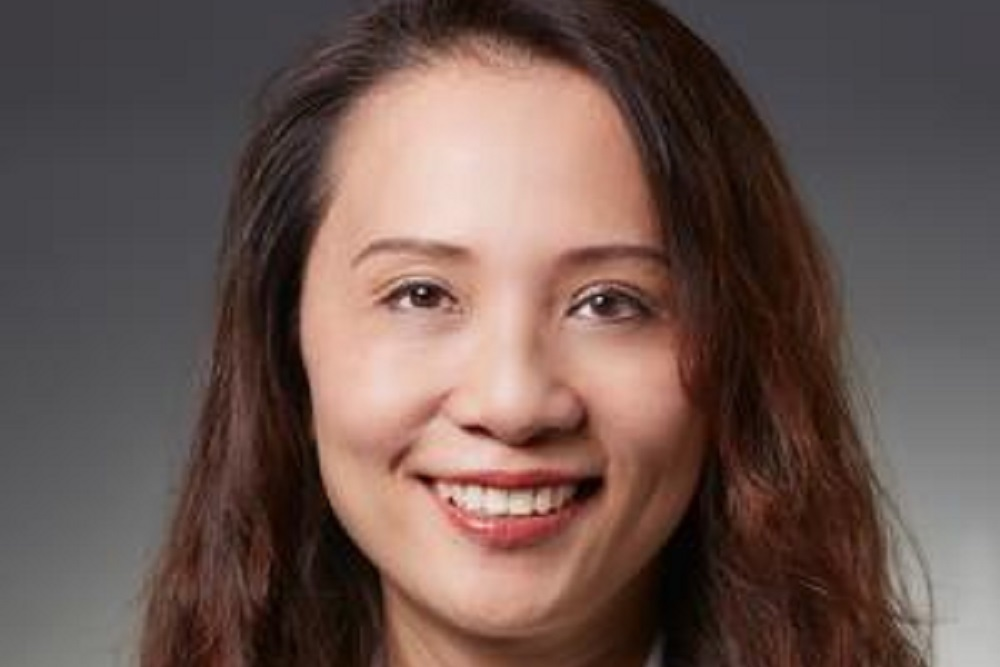 Irene Kung was the former director of investment strategy at the City of Hope.