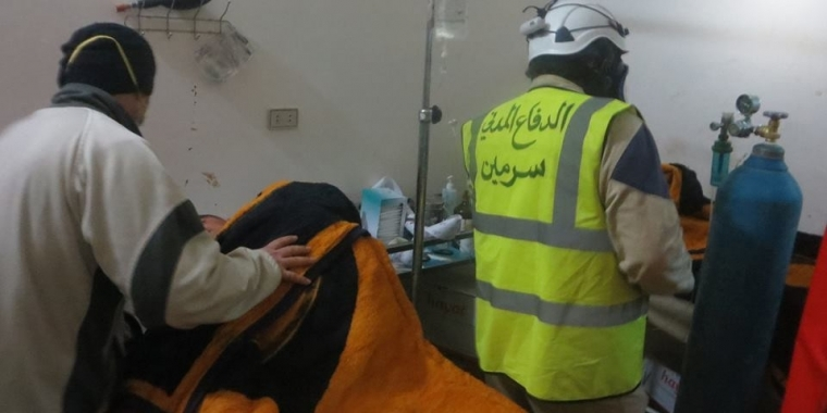 A chlorine attack in northwestern Syria on March 16 killed six people and poisoned a further 70, according to reports by Syrian doctors in the region in contact with MSF.