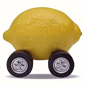 Lemon on wheels