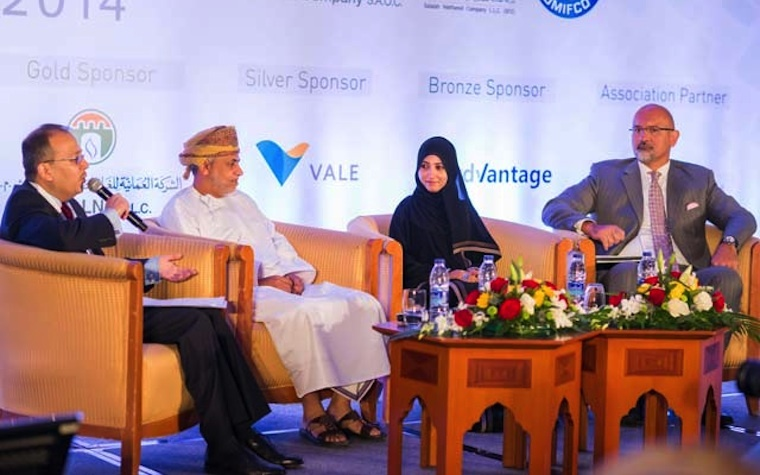 A session from CSR Oman 2014