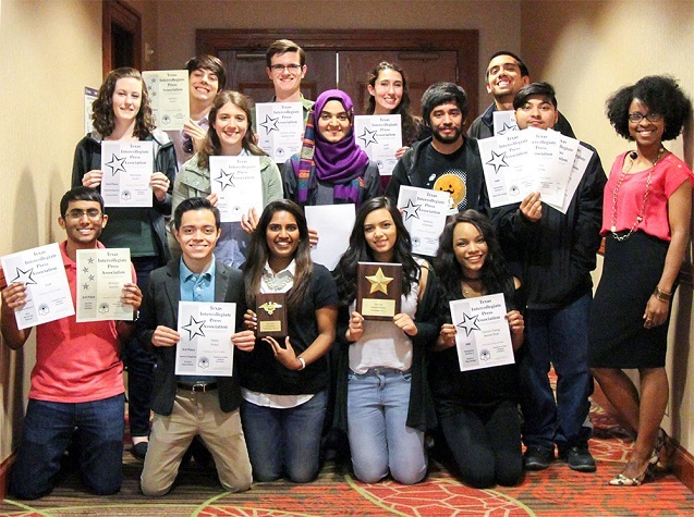 The UT Dallas student newspaper was noted for excellence in several categories.