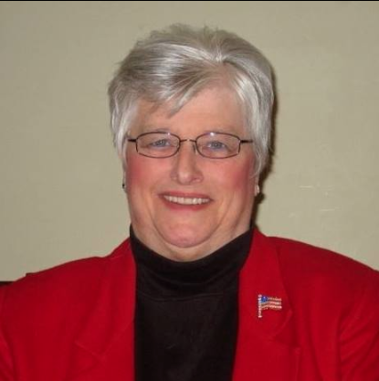 Iroquois County Board member Barbara Offill