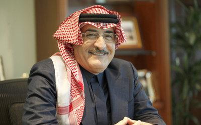 Rawabi Holding Group Chairman Abdulaziz Ali AlTurki