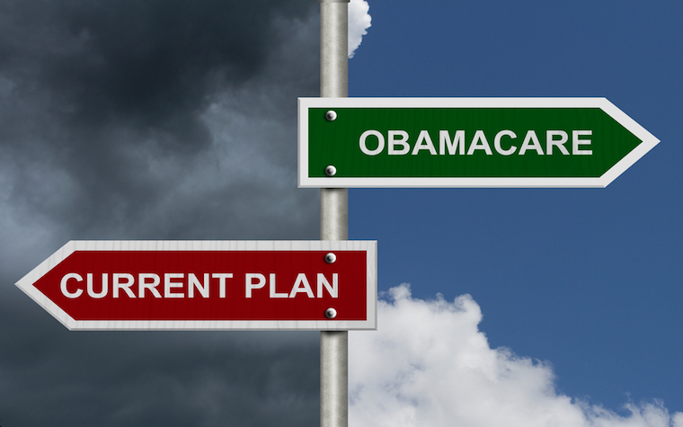 An Illinois congressman has introduced an Obamacare opt-out plan.