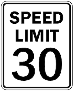 Medium speed