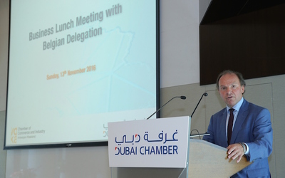 Council of Saudi Chambers hosts Algerian prime minister
