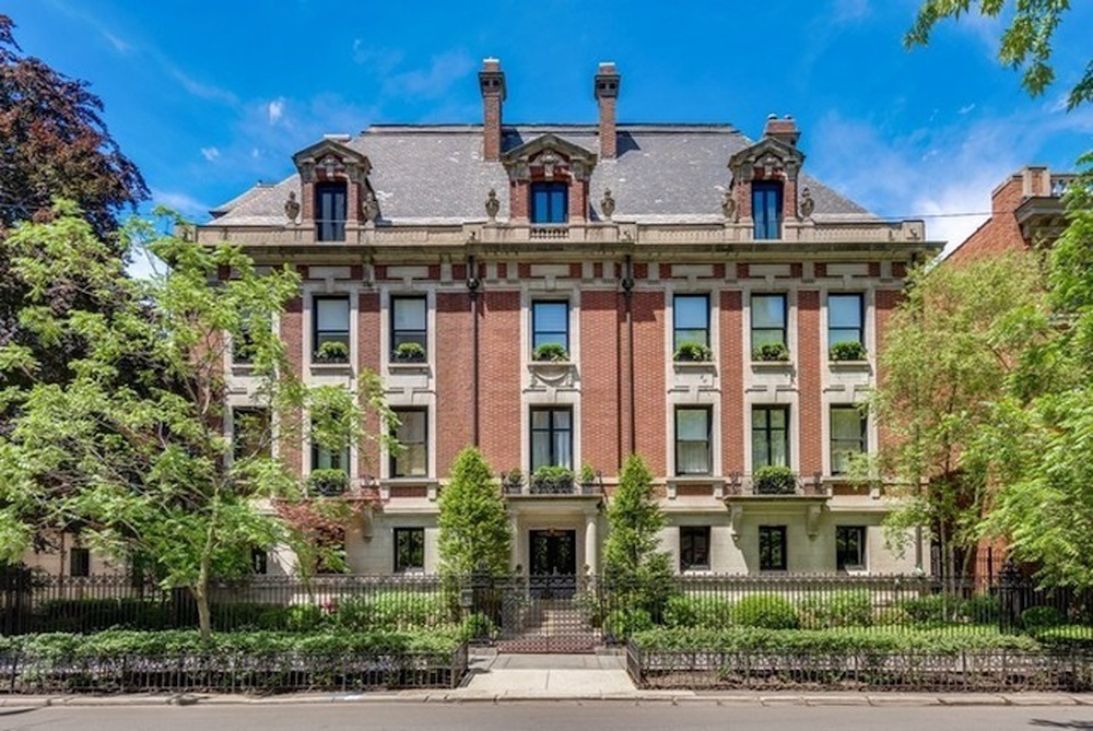 1340 N. State Parkway in Chicago is the original Playboy Mansion.