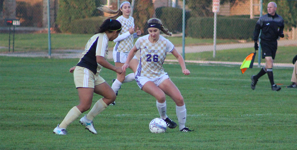 ONU knocked off the University of St. Francis in the first round of the conference tournament.