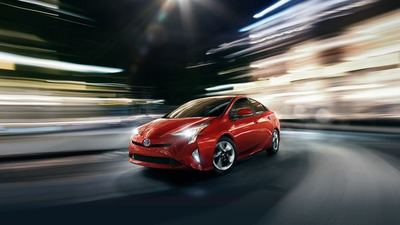 The Prius is a blend of everything you'd hoped for.