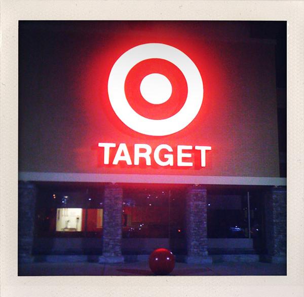 Large targetsign