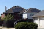 Making room for solar panels is now standard practice in Austin.