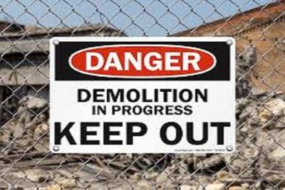 Medium demoli