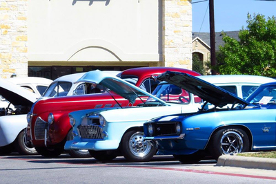 Classic cars will return to the Freddy's lot in Pflugerville for a Christmas toy drive.