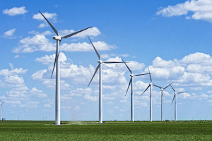 Medium windfarm