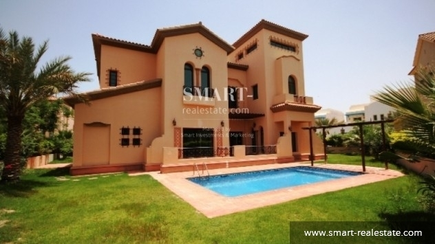 A four-bedroom villa is now availale in Jasra.