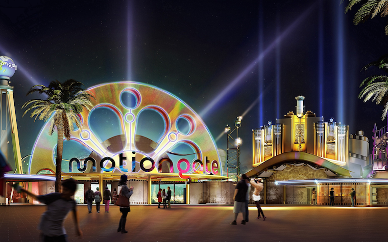 Motiongate Dubai is one of a number of new theme parks coming to the UAE.