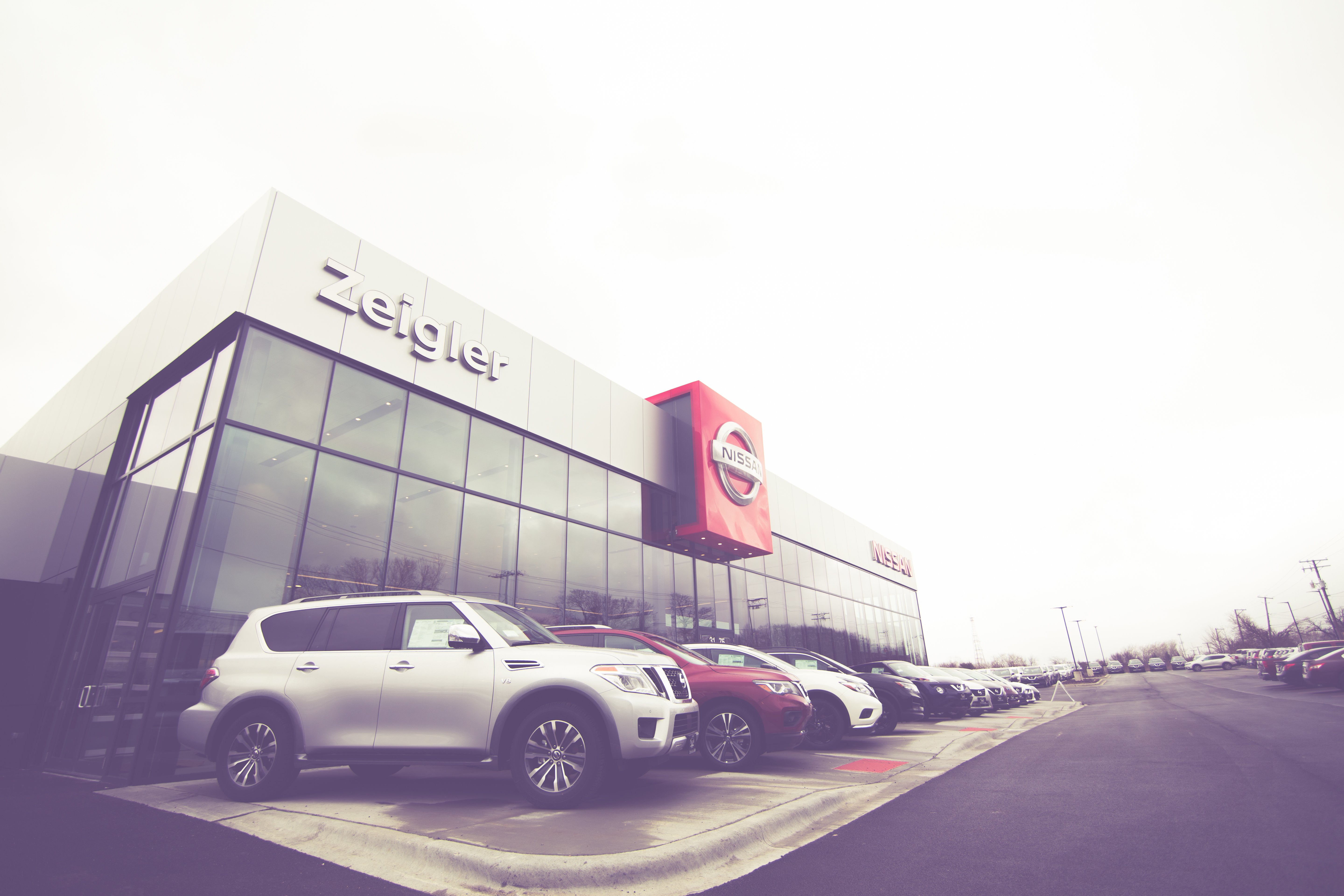 Nissan 2 0 build good for customers and business at Zeigler