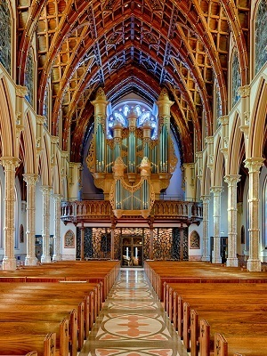 Holy Name Cathedral, Chicago