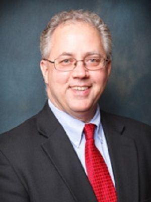 James Healy of Naperville, DuPage County Board District 5 representative