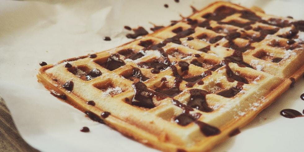 Waffles are readily available in Denver.