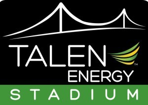Talen Energy earns right to rename Philadelphia Union soccer stadium.
