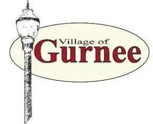 Medium gurnee square sign graphic