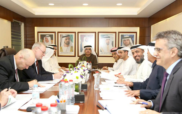 The Dubai Supreme Council of Energy recently held its 40th meeting at the council's headquarters.