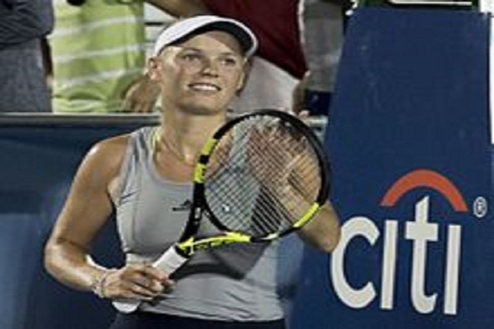 This will be Caroline Wozniacki's fifth time competing in a tournament in Charleston.