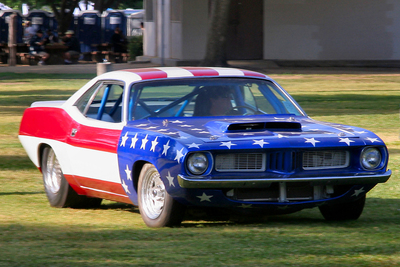 Patriotic car enthusiasts may want to take the ride out for a few events surrounding the Memorial Day holiday.