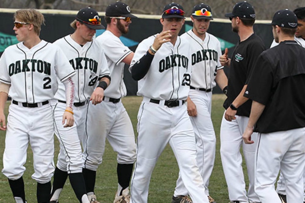 Oakton Community College is only the second Illinois team to earn the  NJCAA Division III national baseball title.