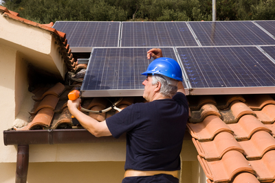 Installing solar panels is not only good for the environment, it's good for your pocketbook, too.