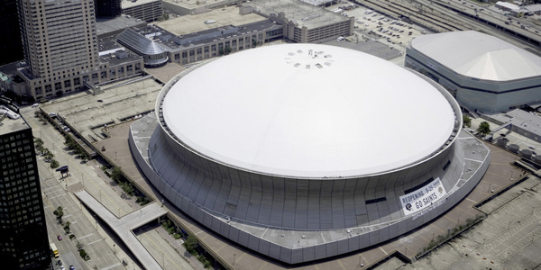 Large superdome