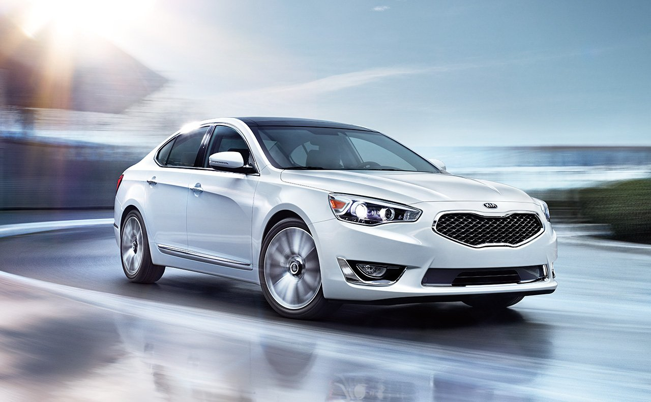 Online Or In Person Gerald Kia Offers No Hassle Financing
