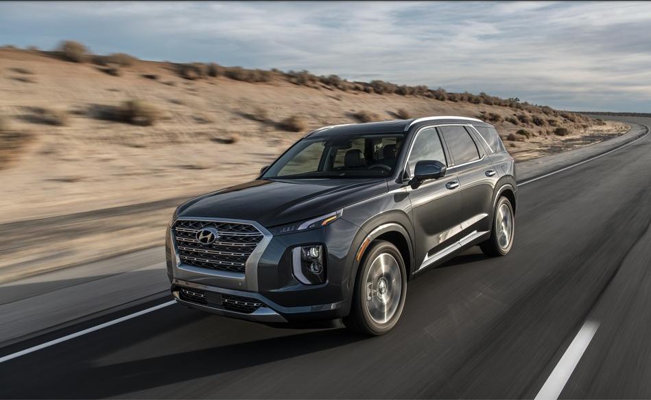 The 2020 Hyundai Palisade