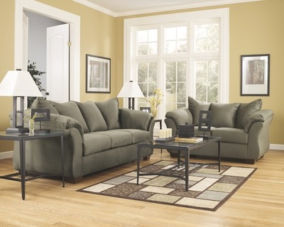 Comfortable living room seating can have more than one ...