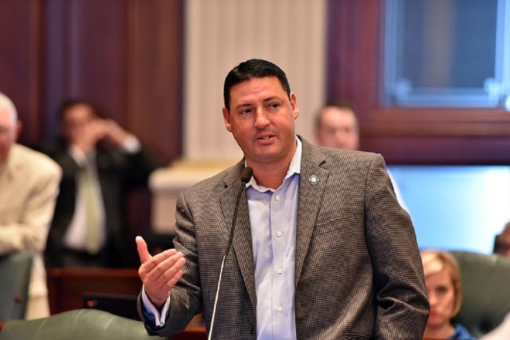 Illinois state House Rep. John M. Cabello (R-Machesney Park)