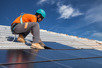 Solar energy often pays for itself over the years in savings.
