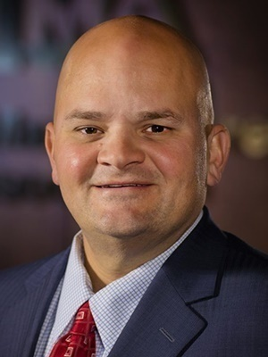 Mark Denzler, vice president and chief operating officer Illinois Manufacturers' Association