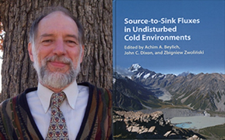 John C. Dixon's book features contributions from 44 scientists based around the world.